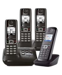 Gigaset A420A Cordless Phone - QUAD KIT