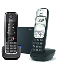 Gigaset A690IP VoIP Cordless Phone Twin Kit