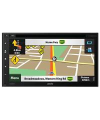 Axis AX1408NAV In Dash LCD Multimedia Player w/GPS