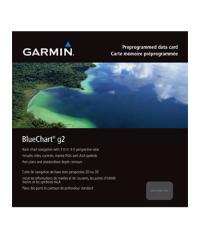 Garmin BlueChart g2 Marine Maps - Geraldton to Darwin