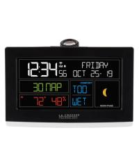 La Crosse C82929 WiFi Projection Alarm Clock
