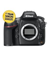 Nikon D800 DSLR Camera - Body Only