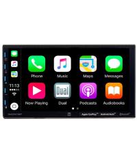 "Dual 7"" CarPlay / Android Auto Media Receiver"
