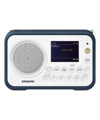 Sangean DPR-76 Portable Digital Radio - Ink Blue