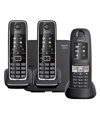 Gigaset E630A + 2x C530HX Phones