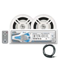 Dual MCP1337BT Media Receiver w 6.5'' Speakers