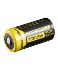 Nitecore NL166 650mAh Rechargeable Li-ion Battery