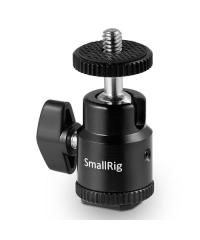 SmallRig 761 Cold Shoe to 1/4'' Threaded Adaptor