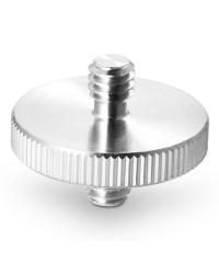 SmallRig 859 Double Head Stud w 1/4'' to 1/4'' Thread