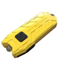 Nitecore TUBE 45 Lumen Keychain Torch (Lemon)