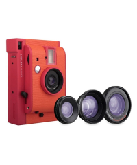 Lomography Instant Mini Camera 3 Lenses Combo - Marrakesh