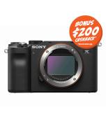 Sony Alpha A7C (BODY) Mirrorless Camera - Black