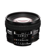 Nikon Nikkor 20mm Wide Angle Lens